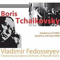 Symphony No. 2 Symphony With Harp