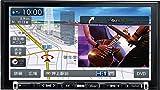 ワイド7型VGA地上デジタルTV/DVD/SD AVナビゲーション NX617