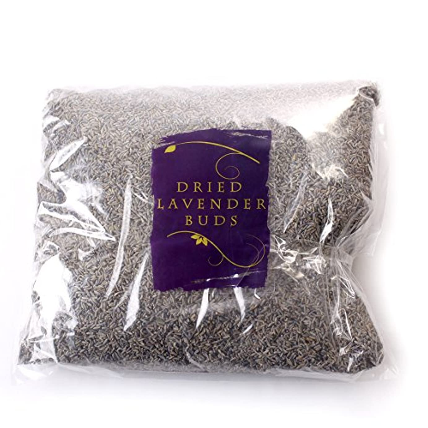 吸収ほめる木材Dried Lavender Buds - 500g