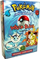 Pokemon Trading Card Game Jungle Preconstructed Theme Deck - Water Blast