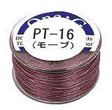 TOHO One・G ビーズステッチ専用糸 #40 モーブ 約46m PT-16