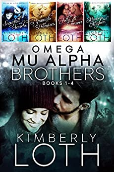 Omega Mu Alpha Box Set-Books 1-4: Snowfall and Secrets, Pyramids and Promises, Folly and Forever, Monkeys and Mayhem by [Loth, Kimberly]