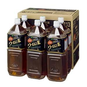 [2CS]伊藤園 ウーロン茶 (2L×6本)×2箱の関連商品1