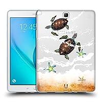 Head Case Designs タートル シーアニマル Samsung Galaxy Tab A 9.7 専用ソフトジェルケース