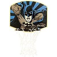 SPALDING(スポルディング)マイクロミニバッグボード バットマン バスケットゴール 5001BAT