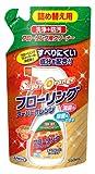 スーパーオレンジ フローリング 洗浄・防汚・消臭除菌の効果 すべりにくい成分配合 詰替用 350ml