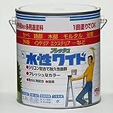 ニッペ 水性フレッシュワイド3.2L 80インディゴブルー