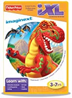 Fisher-Price iXL Learning System Software Imaginext Dinosaurs [並行輸入品]