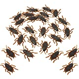 [US トイ]U.S. Toy Plastic Cockroaches : package of 72 VL108 [並行輸入品]