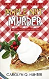 Maple Nut Murder (Pies and Pages Cozy Mysteries Book 12) (English Edition)