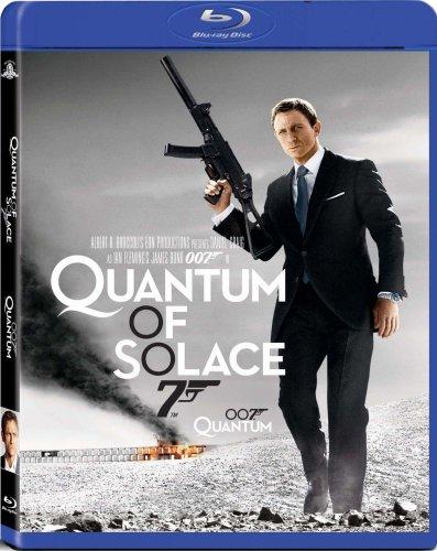 Quantum of Solace [Blu-ray] (2009) Daniel Craig; Olga Kurylenko