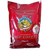 ライオンコーヒー ドリップアソート30P バニラマカデミア/バニラキャラメル