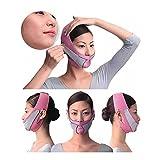(メイクアップエーシーシー) MakeupAcc引き上げマスク 頬のたるみ 抗シワ 弾力V-ラインベルト リフトスリムマスク 男女兼用 小顔コルセット【並行輸入品】