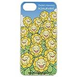 グルマンディーズ ポケットモンスター iPhone8/7/6s/6(4.7インチ)対応ハードケース キマワリ poke-593c