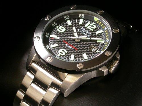 [ケンテックス]Kentex 腕時計 LANDMAN スーパータフクロノ S409X-03 メンズ