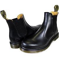 [ドクターマーチン] R11853001 2976 CHELSEA BOOT BLACK SMOOTH ブラック [並行輸入品]