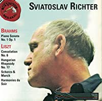 Richter Plays Brahms