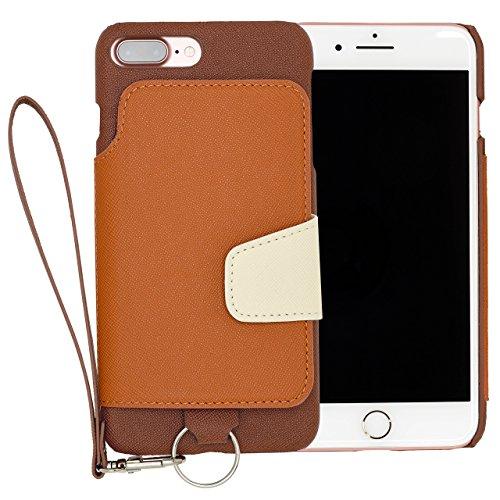 AmazonセールでRAKUNIのiPhone 7/7 Plus用の背面ポケット型ケースが最大47%オフ