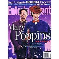 Entertainment Weekly [US] November 16 2018 (単号)