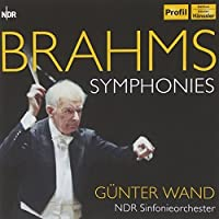 Brahms: Complete Symphonies by NDR Sinfonieorchester
