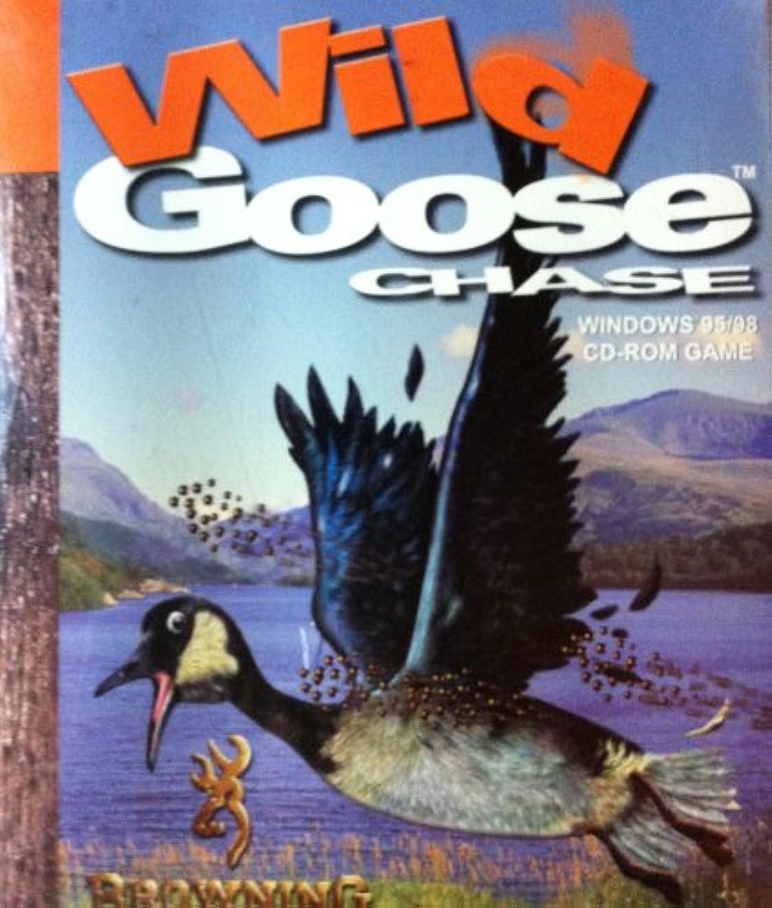 スポンジ固執パーティーWild Goose Chase CD-ROM Game (輸入版)