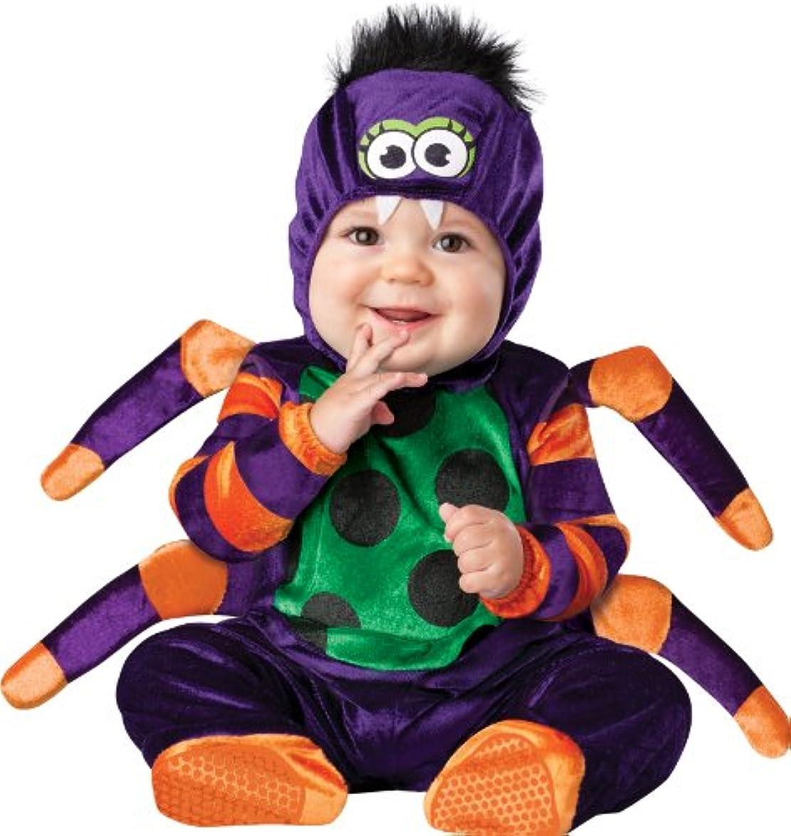 合法苦しみスチュアート島Itsy Bitsy Spider Infant/Toddler Costume イッツィービッツィースパイダー乳児/幼児コスチューム サイズ:6/12 Months