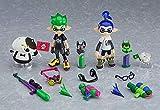 figma Splatoon/Splatoon2 Splatoon ボーイ DXエディション ノンスケール ABS&PVC製 塗装済み可動フィギュア 画像