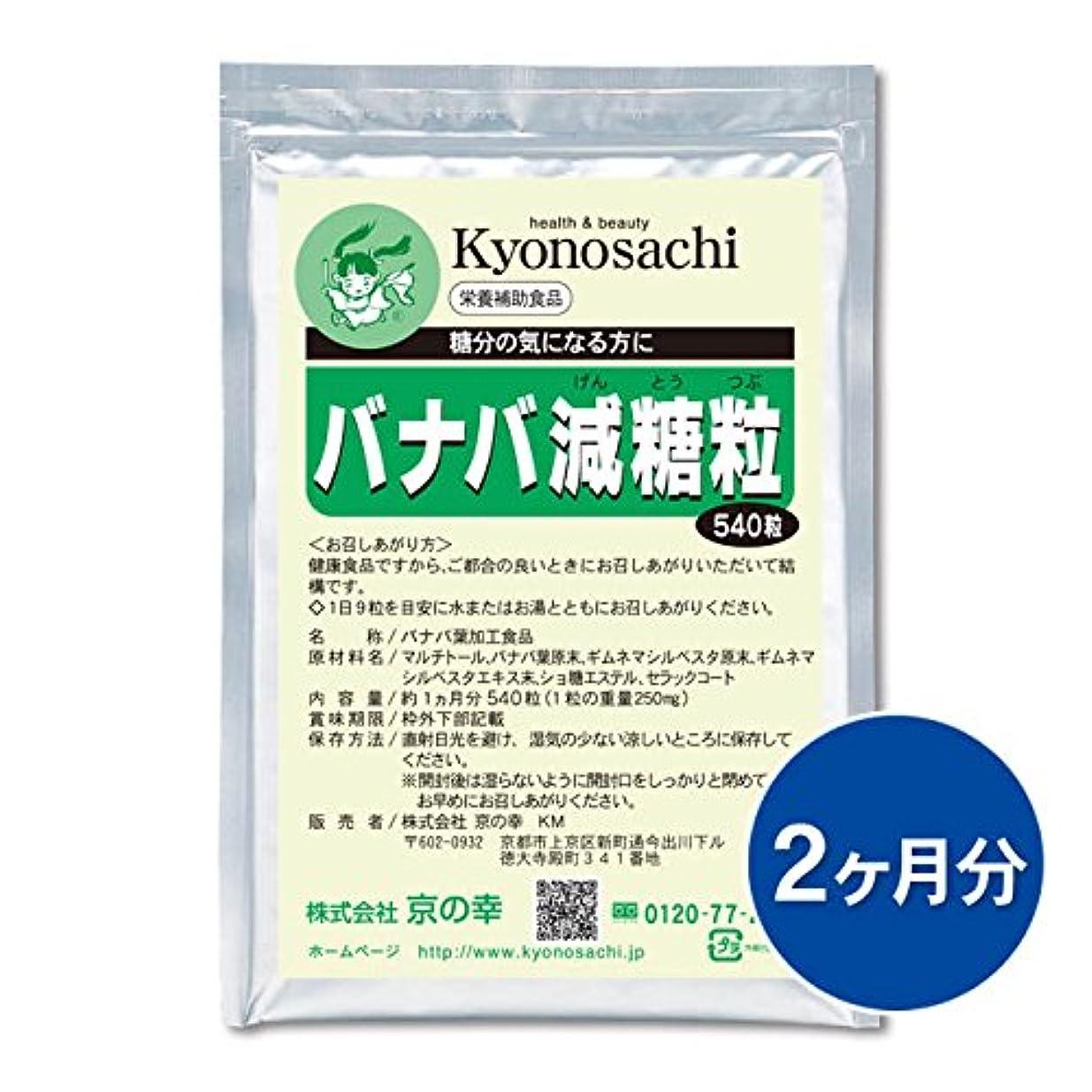 松の木ブラシ記念日バナバ減糖粒 2ヵ月分