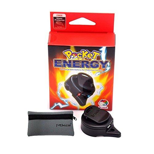Brook ポケモンGo Plus 充電ベース モバイル電池...