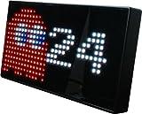 パックマン プレミアム LED置時計 PAC-MAN Premium LED Desk Clock [並行輸入品]