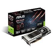 ASUSTek社製 NVIDIA GeForce GTX 780 GPU搭載ビデオカード GTX780-3GD5