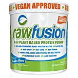 SAN Nutrition Raw Fusion Plant Based Protein Fusion - Vanilla Bean - 450g