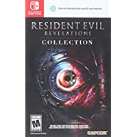 Resident Evil Revelations Collection (輸入版:北米) - Switch