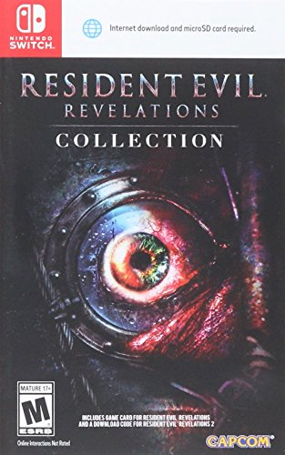 Entertainment(World) Resident Evil Revelations Collection (輸