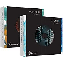 iZotope O8N2 Bundle プラグインバンドル (Ozone 8 Advanced + Neutron 2 Advanced) (アイゾトープ) 国内正規品