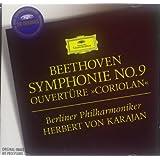 Beethoven: Symphony No. 9 / Karajan, Berlin Philharmonic Orchestra