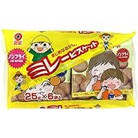 野村煎豆加工店 ミレーノンフライ小袋 25g×6袋
