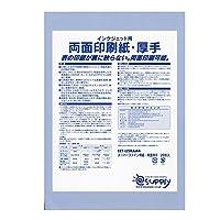 イーサプライ インクジェット 用紙 厚手 両面印刷 A4 20枚 EET-IJSRAA4