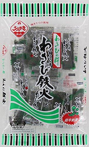 植垣米菓��  わさび鉄火43g