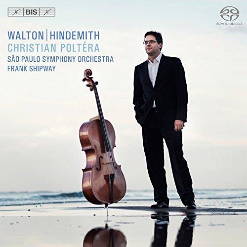Walton/Hindemith: Cello Concer
