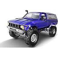 XuBa リモコン車のおもちゃ リモートコントロールミリタリートラック 4輪駆動オフロードRCカーモデル 男の子 ギフト