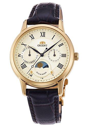 [オリエント]ORIENT クラシック SUN&MOON クオーツ 腕時計 RN-KA0002S レディース