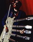 ブロマイド写真★チープ・トリック Cheap Trick/5ネックのギターを持つニック・ニールセン
