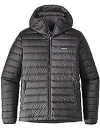 (パタゴニア) Patagonia Men's Down Sweater Hoody パタゴニア メンズ・ダウン・セーター・フーディ 84701 Forge Grey XL(USサイズ) [並行輸入品]