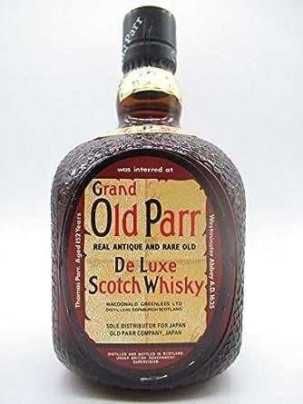 [古酒] オールドパー (12年表記なし) 特級表示 正規品 兼松江商 43度 760ml [G-OLP-712]