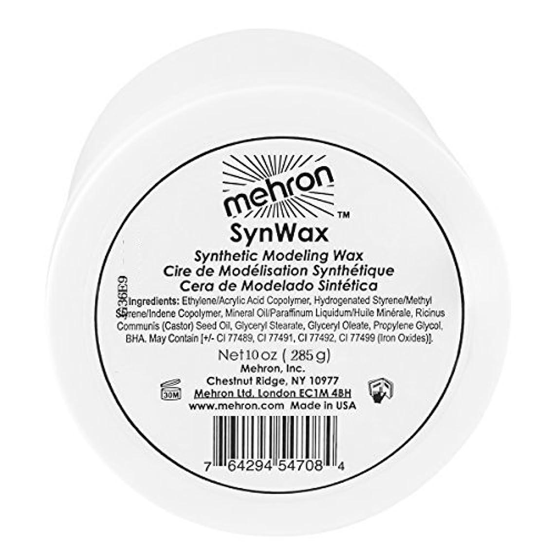 無駄に移行する疑わしい(6 Pack) mehron Modeling SynWax Large 10 oz (並行輸入品)