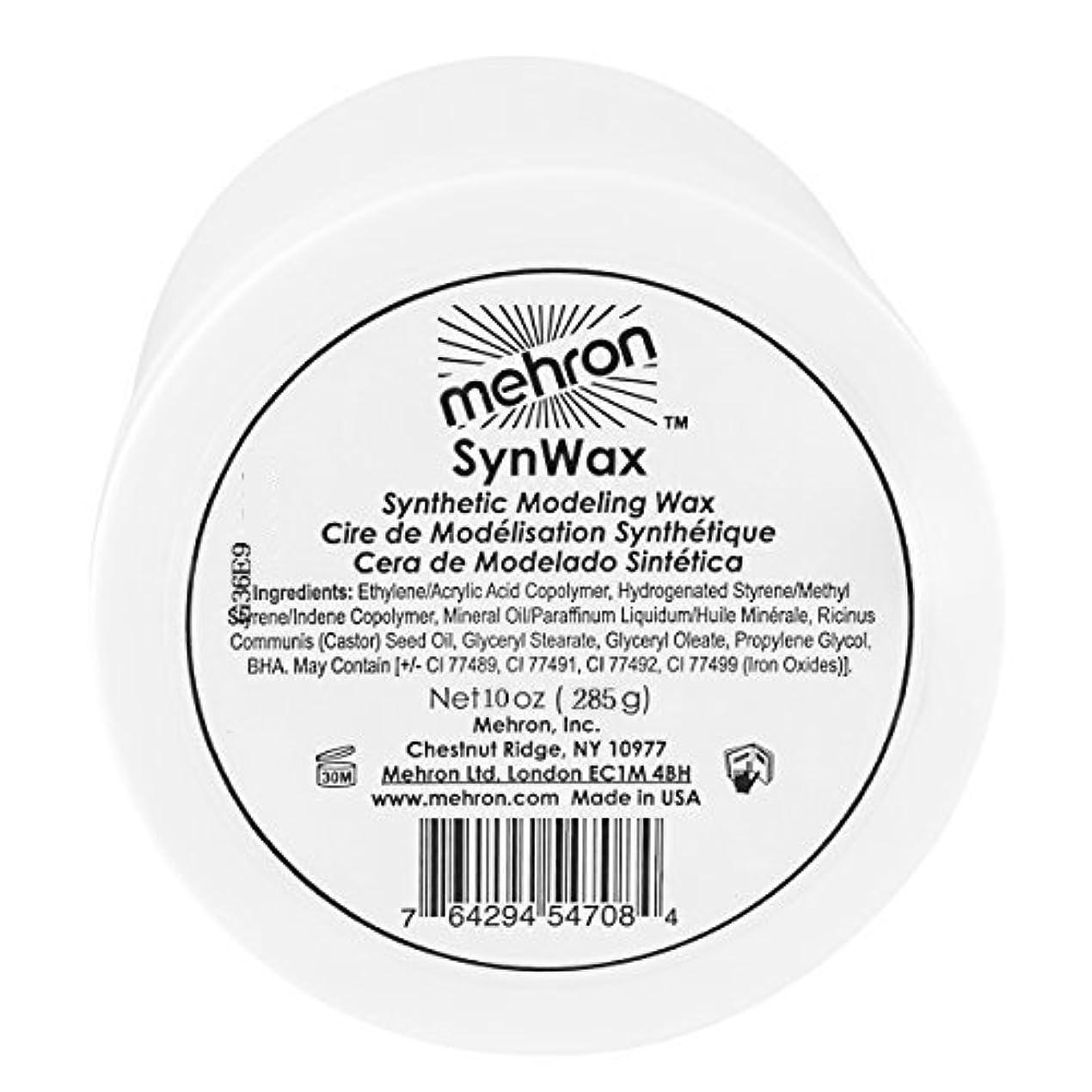 犯人温度分注する(3 Pack) mehron Modeling SynWax Large 10 oz (並行輸入品)