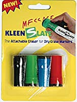 Kleenslate 4326 Dry Erase Markers Set Fine Tip Small Assorted Color [並行輸入品]