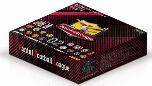 PANINI FOOTBALL LEAGUE 02 【PFL02】 (BOX)