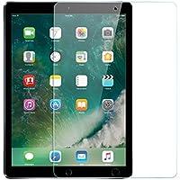 iPad Pro 10.5 フィルム,ICOYO 旭硝子製 耐指紋 高感度タッチ 0.26mm超薄 高透性99% 硬度9H iPad Pro 10.5 ガラスフィルム